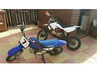 Pitbikes for sale!!