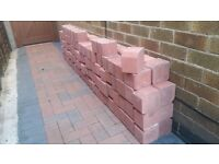 180 New Block Paving Kerb Edgings