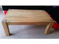 Schreiber Woburn Coffee Table 105X90X42 OAK - £30