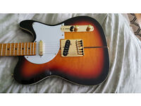 Telecaster Guitar With Texas Special Pickups
