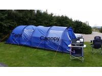 ** Vango Icarus 500/600 Front Canopy and Footprint**