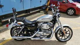 Harley Davidson Sportster 883 XL Super Low