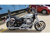 Harley Davidson Sportster 883 XL Super Low