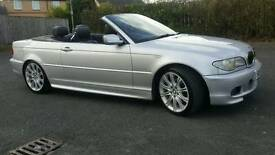 2006 BMW 33Ocd M Sport Convertible IMMACULATE