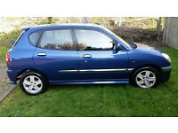 2003 Daihatsu Sirion 1.3 F-Speed F-Speed 5dr Automatic HPI Clear @07445775115@