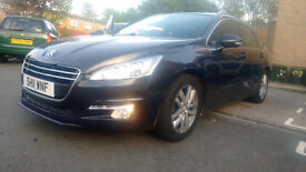 PEUGEOT 508SW 2.O HDI IMMACULATE CONDITION