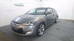 2015 Hyundai Veloster VERY SPORTY!