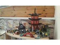 Lego Ninjago 70751 temple