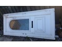 Free UPVC External Door Window & Bits & Pieces