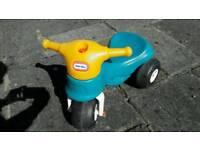 Little Tikes push toddler bike