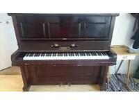 Piano, upright Graham &Co London piano.