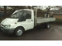 ford transit pick up chassie cab lwb not recovery spares or repairs no mot