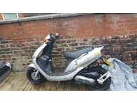 50cc sym jet basix Its a very good bike starts first time everytime good runner