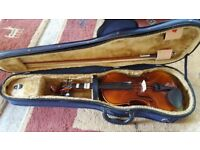 VIOLON + CASE IN VERY GOOD CONDITION