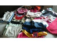 ladies summer clothing bundle size 10-12