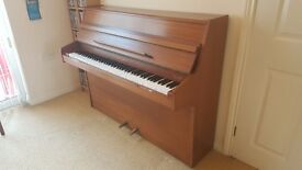 Beautiful BARRATT & ROBINSON Piano in exceptional condition for sale