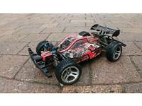 Carrea RC buggy