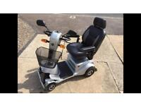 Quingo Plus mobility scooter, new batteries and serviced. Like new