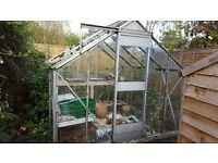 Free 8x8 ft Greenhouse