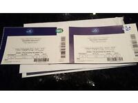 Richard Ashcroft Tickets O2 London Friday 9th December x 2