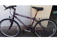 Bike for sale-needs repair or for parts