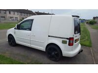 VW Caddy 1.9TDI PD 2008 Swap/PX for VW T5