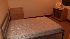 Double Room to rent. Live in landlord. All bills included.
