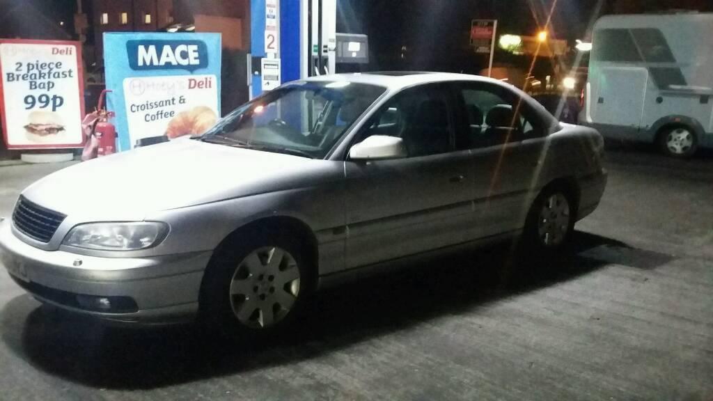 2003 vauxhall omega petrol auto