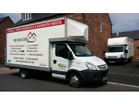 Man with a Van & House Removals in Leicester, Fully Insured, Best Prices with no Deposit, Free Quote