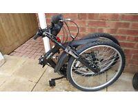 Excellent fold up bike.