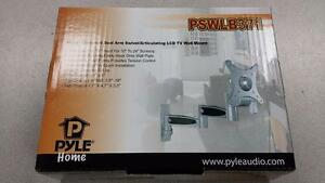 "Pyle Dual Arm Swivel 24"" Wall Mount"