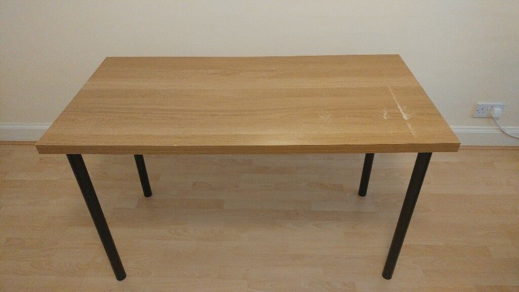 Ikea linnmon desk in paisley renfrewshire gumtree