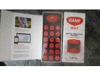 Game Golf tracking system