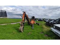Rock Machinery Backhoe / Mini Excavator