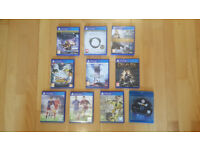 PS4 Games: Fifa 16 17 18, Destini, Deus Ex, The Elder Scrolls, Star Wars, Naruto. (Offer or Swap)