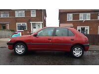 1999 Peugeot 306 1.4 petrol 9 months mot
