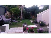 1 Bedroom Garden Flat all Bills and CT inclusive beautiful place 6 month let