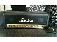 Marshall MA50H valve head and various items