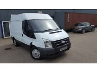 2007 Ford Transit MWB 2.2 Tdci in White, Years Mot, Drive Away !