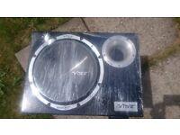 Vibe MonoBox 800 Watts Bass Amplifier - £65
