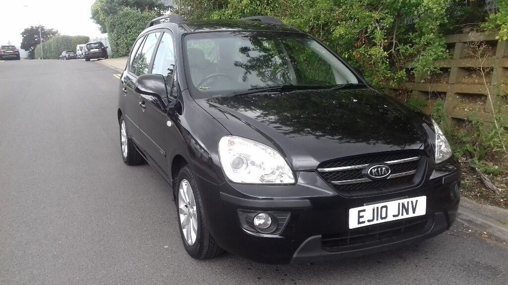 KIA CARENS 2.0 CRDI GS,SEVEN SEATER.2010.6 SPEED MANUAL.SERVICE HISTORY ( 9 STAMPS ).