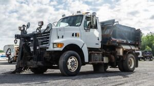 2003 STERLING LT8500 SNOW PLOW / PLOW TRUCK