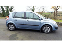 07 Renault Scenic 1.6 VVT Expression 5 Door MPV***ONLY 44000 MILES****