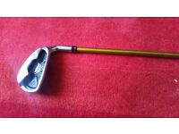 Yonex vxf 6 iron immaculate cond grip head and shaft