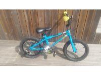 """16"""" wheel bmx bike"""