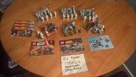Lego troop carriers
