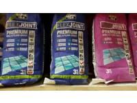 Grout Ultra flexible 3kg £4.99 per bag!