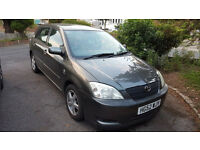 Toyota Corolla 1.6 VVT-i T3 5dr - £1550 - 73910 miles - Reliable, Great Condition, New MOT, FSH