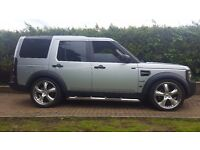 """2006 LAND ROVER DISCOVERY 3 TDV6 SIGNATURE 7 SEATER,UPGRADE 22"""" ALLOYS, HEADLAMP CONVERSION,STUNNING"""
