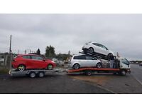 RECOVERY - breakdown and car transporter service.